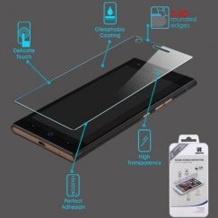 ZTE Warp Elite ZTE-N9518 (Warp Elite) Tempered Glass Screen Protector