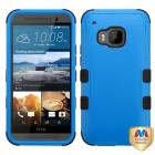 HTC One M9 Natural Dark Blue/Black Hybrid Case