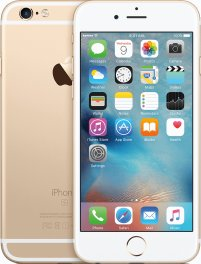Apple iPhone 6s Plus 128GB Smartphone - Tracfone - Gold