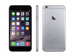 Apple iPhone 6 Plus 16GB - Cricket Wireless Smartphone in Space Gray