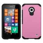 Nokia Lumia 635 Pink/Black Astronoot Phone Protector Cover