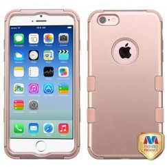 Apple iPhone 6/6s Rose Gold/Rose Gold Hybrid Case