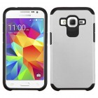 Samsung Galaxy Core Prime Silver/Black Astronoot Phone Protector Cover