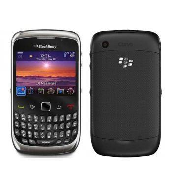 Blackberry 9300 Curve 3G WiFi Bluetooth Phone Unlocked