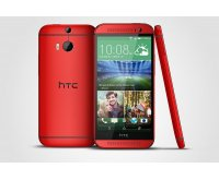 HTC One M8 32GB 4G LTE Quad Core Processor Android Phone in Red Verizon