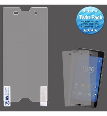 Sony Xperia Z3 Screen Protector Twin Pack