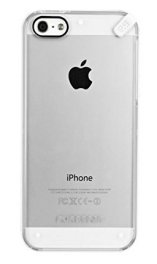PureGear Slim Shell Case for iPhone 5c-Gray /Clear