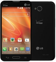 LG Optimus Exceed 2 VS450PP Android Smartphone for Verizon Prepaid - Black