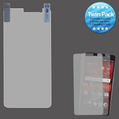 ZTE Grand X 4 Screen Protector Twin Pack