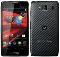 Motorola Droid RAZR MAXX HD 32GB Android Smartphone for Verizon - Black