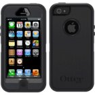 OtterBox Apple iPhone 5 Defender Case, Black, 77-21908_A, Universal for all Carriers & Colors