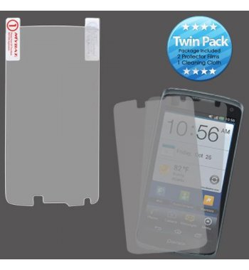 Pantech Flex Screen Protector Twin Pack