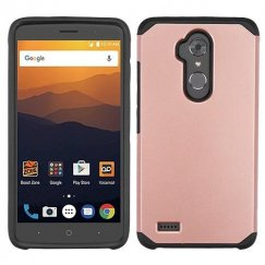 ZTE Blade Max 3 / Max XL Rose Gold/Black Astronoot Case