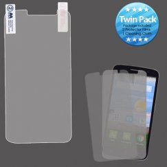 Alcatel Pop Icon 2 Screen Protector Twin Pack