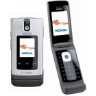 Nokia 6650 Fold Bluetooth Music GPS 3G Speaker Phone for ATT