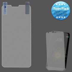 LG G6 Screen Protector Twin Pack