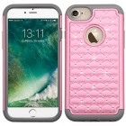 Apple iPhone 7 Pearl Pink/Gray FullStar Case