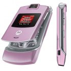 Motorola RAZR V3m PINK Camera Phone with Bluetooth for Verizon