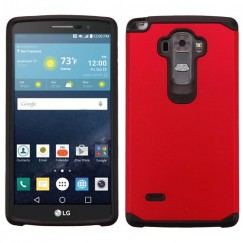 LG G Vista 2 Red/Black Astronoot Case