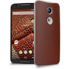 Motorola Moto X 2nd Gen 16GB XT1096 Android Smartphone for Verizon - Red Leather