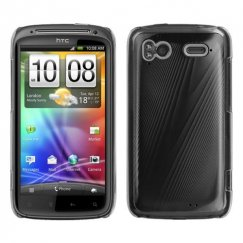 HTC Sensation 4G Black Cosmo Back Case