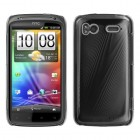 HTC Sensation 4G Black Cosmo Back Protector Cover