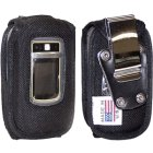 Motorola Nextel i680 Brute Turtleback Heavy Duty Nylon Case with Metal Clip