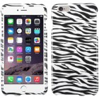 Apple iPhone 6/6s Plus Zebra Skin Case