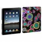 AppleiPad 1st Generation 2010 Groove Bubble/Black Back Protectorr Cover