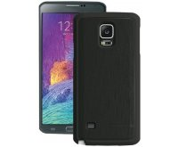 BodyGlove Mobile Satin Case for Galaxy Note 4- Black