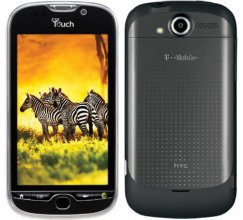 HTC MyTouch 4G Android Smartphone - Unlocked GSM - Black