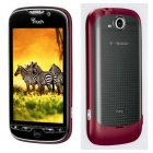 HTC myTouch 4G for T Mobile in Red