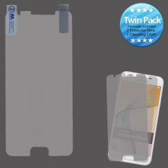 Samsung Galaxy J5 Prime Screen Protector Twin Pack