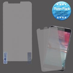 ZTE Grand X Max 2 Screen Protector Twin Pack- Strong Adhesion & Ultra-thin