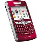 Blackberry 8830 Bluetooth Music RED World Phone Verizon