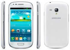 Samsung Galaxy S3 mini GT-8190L 3G Android Smartphone - Unlocked GSM - White