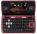 LG enV2 VX9100 Bluetooth Camera Music Phone RED Verizon