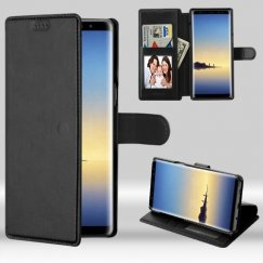 Samsung Galaxy Note 8 Black NeoUrban Plus Wallet