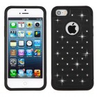 Apple iPhone 5/5s Black/Black FullStar Protector Cover