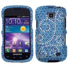 Samsung Illusion SCH-i110 Flourish Diamante Case