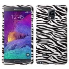 Samsung Galaxy Note 4 Zebra Skin Case