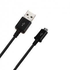 Black Micro usb Data Cable 5 Feet