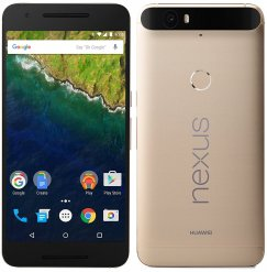 Huawei Nexus 6P H1511 64GB Android Smartphone - Straight Talk Wireless - Gold