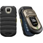 Kyocera DuraXT Ruged Flip Phone for Sprint with Bluetooth and Camera - Black