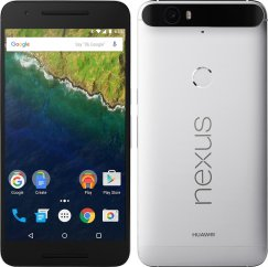 Huawei Nexus 6P 64GB Android Smartphone - ATT Wireless - Silver