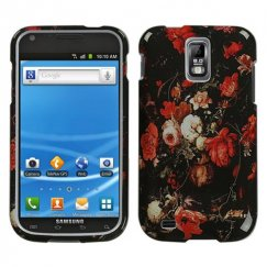 Samsung Galaxy S2 Bed of Roses Case