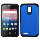 Alcatel Pixi 4 (3.5) Blue/Black Astronoot Phone Protector Cover