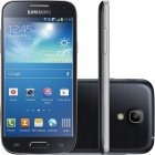 Samsung Galaxy S4 Mini WiFi Android 4G LTE Phone Unlocked in Black Mist