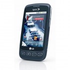 LG Optimus V Android Smartphone for Virgin Mobile - Black