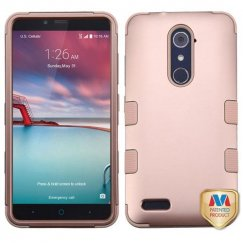 ZTE Grand X Max 2 Rose Gold/Rose Gold Hybrid Case
